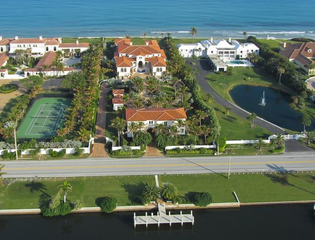 Palm Beach Mansion Sells For $15 Million