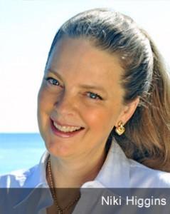 Niki Higgins, Luxury Real Estate Broker