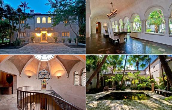 Jennifer Lopez's Former Miami Beach Estate is on the Market for $40 Million