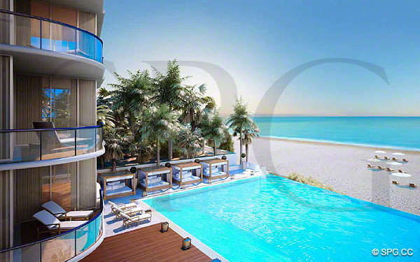 Two Luxury Oceanfront Condominium Towers Proposed in Sunny Isles Beach