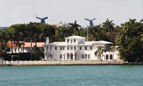 Historic Waterfront Home in Miami Beach is approved for Demolition
