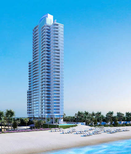 Chateau Group Submits Plans for Two Miami Buildings