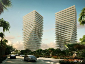 Grove at Grand Bay, Waterfront Condos in Miami