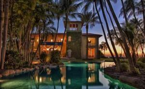 Castello del Sol, Waterfront Mansion in Miami Beach