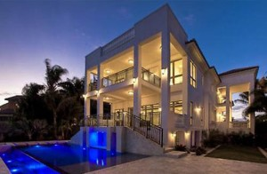 LeBron James Home in Coconut Grove